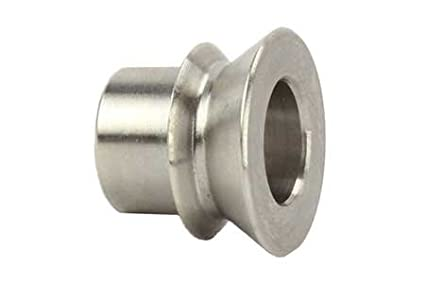 RuffStuff Specialties R1445 1/2 Inch To 3/8 Inch Stainless Steel Spherical Rod Heim Joint Misalignment Spacer Bushing