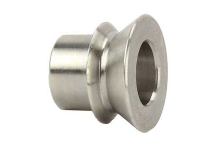 RuffStuff Specialties R1056 5/8 Inch to 1/2 Inch Stainless Steel Spherical Rod Heim Joint Misalignment Spacer Bushing