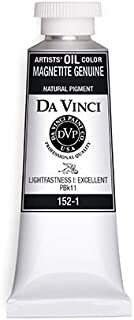 product image for Da Vinci Magnetite Genuine Oil Color (37mL)