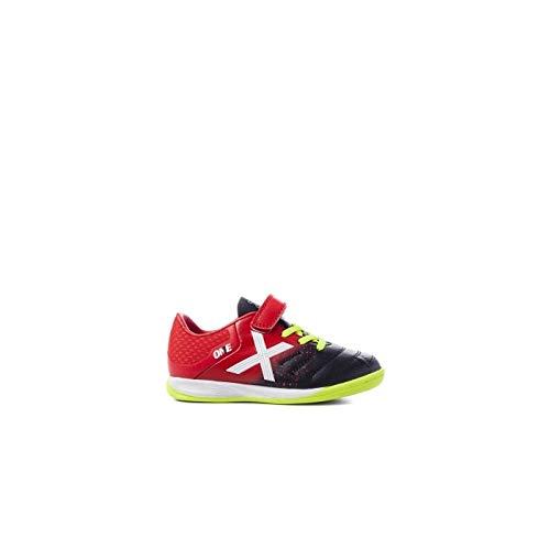 noir Bottes Pour Rouge Vco Enfant Kid One Munich TWnxA1F81