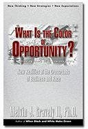 Search : What Is the Color of Opportunity? New Realities at the Crossroads of Business and Race