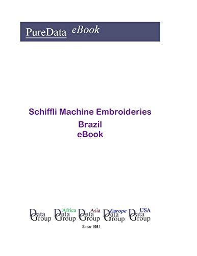 Schiffli Machine Embroideries in Brazil: Product Revenues