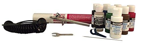 Badger Air-Brush Co. 100-34 (G-F) Illustrator Set, G Airbrush/100-3, Fine Head ()