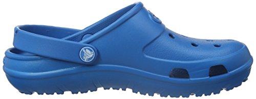Crocs Hilo Clog, Zuecos Unisex, , Azul (Ultramarine)
