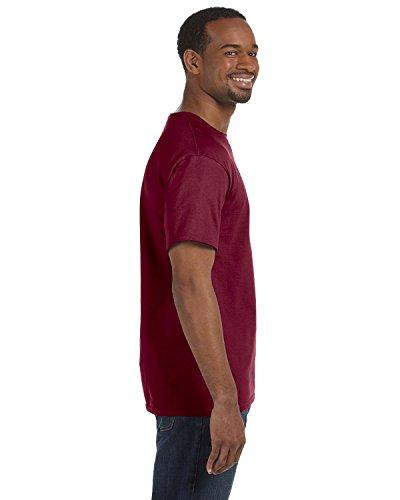 Uomo shirt Red donna Cardinal Rosso Gildan T qH0xaxS
