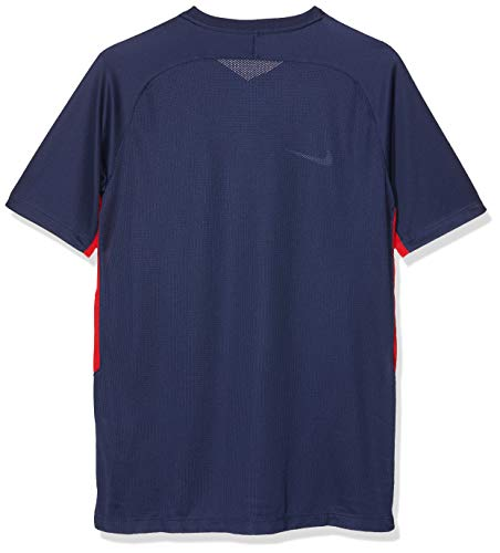 Ss midnight Blu university Red Nike Tiempo Navy white Premier Maglia pqUUEWvw