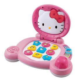 b5c6a18cb Buy Vtech Hello Kitty Laptop, Multi Color Online at Low Prices in ...