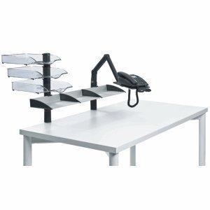 Bürobedarf ablagesysteme  Novus Ablagesystem mit Telefonschwenkarm Business Board: Amazon.de ...