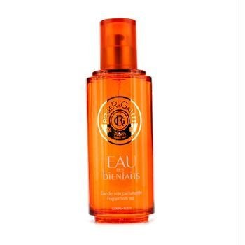 Roger & Gallet Eau Des Bienfaits Fragrant Body Mist Natural Spray 100 Ml. - 3.3 Fl.oz