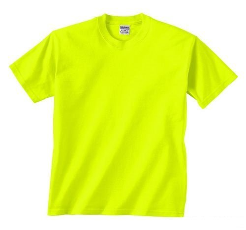 Amazon.com: Safety Green T-Shirt - in your choice of sizes ...