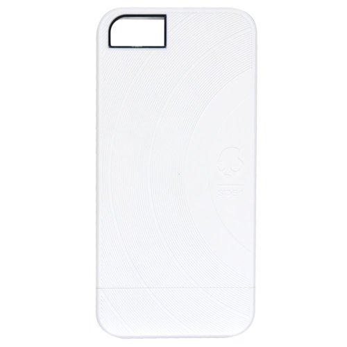 Skullcandy Vinyl Case for iPhone 5/5S, White (SKDY4001-WHT)