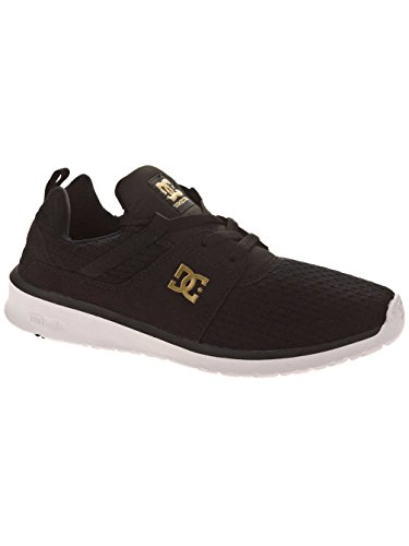 Dc Shoes Black Basses Se Noir J Femme gold Baskets Heathrow qqP6rdgH