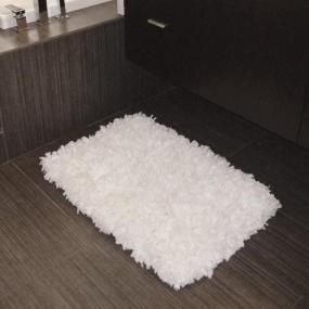 Amazon Com Fhe Group Tissue Rug Bath Mat 30 By 20 Inches