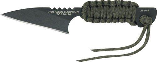 Tops TPHOFHARMINI-BRK Mini Hoffman - Harpoon Tops Hoffman Knives