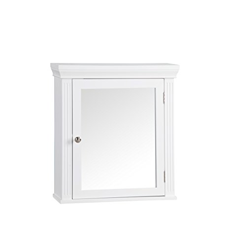 Elegant Home Fashions TYG-625442 Sycamore Medicine Cabinet