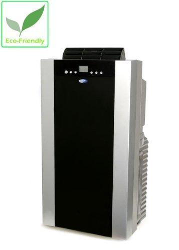 Whynter - 14,000 BTU Portable Air Conditioner - Platinum/Black ARC-14S