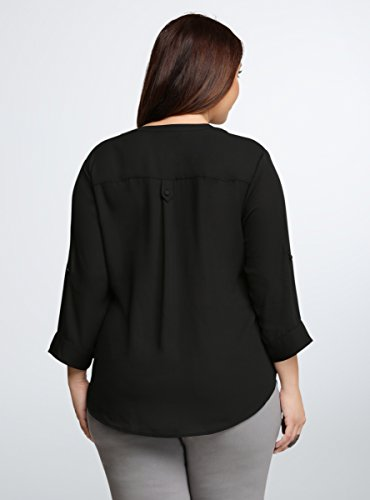 Georgette Pullover Blouse