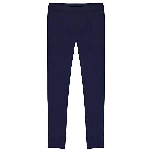 French Toast Girls' Toddler Solid Legging, Navy 2T