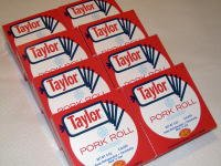 Taylor Pork Roll 6 Ounces Pre-Sliced (12 Pack) by Taylor Pork Roll