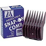 Millers Forge Original Snap-On Clipper Comb, Size-1, 5/8-Inch Cut by PetEdge Dealer Services
