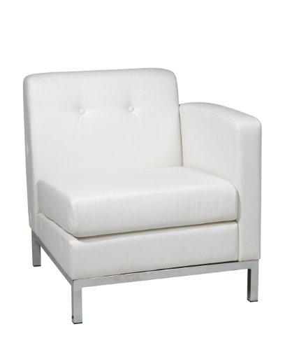 Wall Street Single (Work Smart/Ave Six OSP Furniture Wall Street RAF Arm Chair)