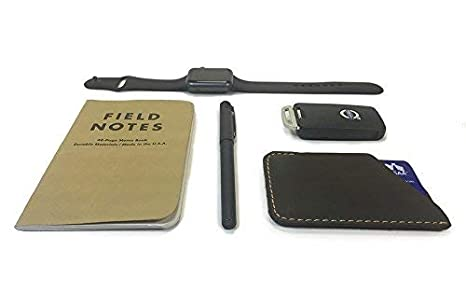 Magnum Mens Modern Leather Wallet Sleeve by Modern Carry
