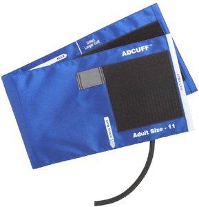 ADC Adcuff & Bladder, 1 Tube w/891F, Adult, Black 850F