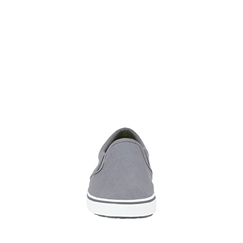 GOvulc On Slip Shoes Charcoal Canvas Skechers ZC6wdqxq