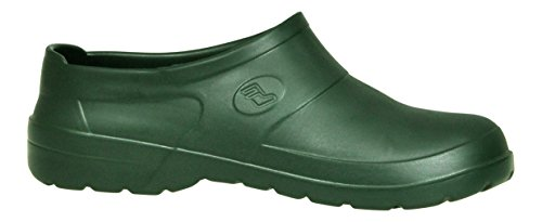 Lukpol Womens Clogs Water Resistant Gardening Shoes Olive