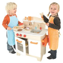 Hape - Playfully Delicious - Gourmet Kitchen - Play Set