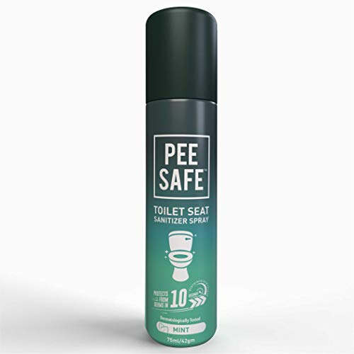 PEESAFE Toilet Seat Sanitizer Spray