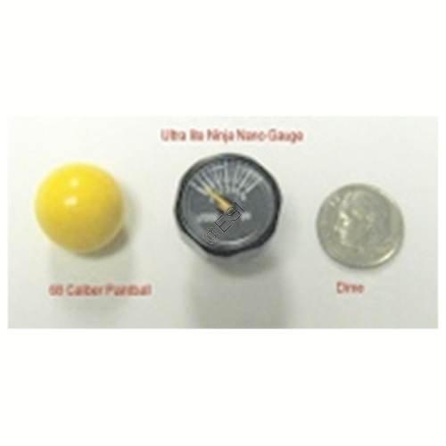 Ninja 6000psi Mini Micro Gauge Regulator Parts BLACK by Ninja