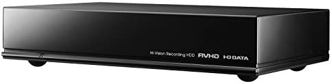 I-O DATA 録画用ハードディスク AVHD-AUTB2/EX (2.0TB/24時間連続録画対応/USB 3.0 2.0対