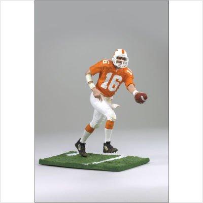 McFarlane Toys NCAA COLLEGE Football Sports Picks Series 1 Action Figure Peyton Manning (Tennessee ()