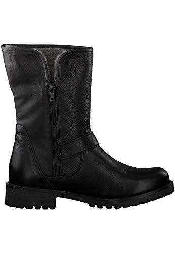 Black Scarpa Stivale 001 Donna Tamaris 26991 5qO68wx