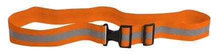 Reflex Safety Reflective Extended Belt w/Buckle Closure-Neon Orange by Re-Flex