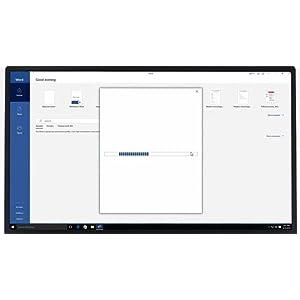 HP 15 db1069AU 15.6-inch Laptop (3rd Gen Ryzen 3 3200U/4GB/1TB HDD/Windows 10/MS Office/Radeon Vega 3 Graphics), Jet…
