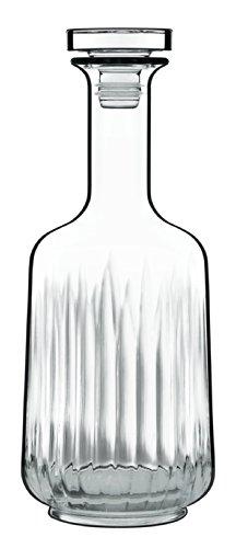 Luigi Bormioli Incanto Wine Bottle with Stopper, ()