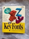 Key More Fonts by SoftKey