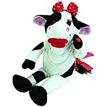 "Chantilly Lane 19"" Bessy Mae Singing Cow Sings ""Besame Mucho"""