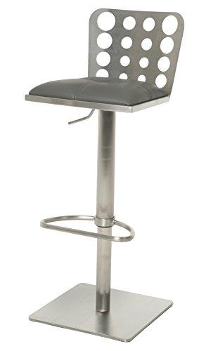 - Impacterra Pastel Furniture Finnmax Hydraulic Barstool, 30