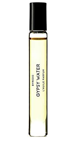 Byredo Gypsy Water Eau de Parfum oil Roll on .25oz + Free Super Cedar sample .06oz
