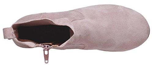 Bisgaard Mädchen 51903118 Stiefelette Boots Pink (Rose)