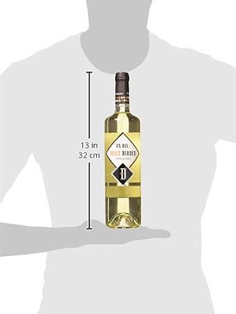 Dolce Bianco Frizzante - 750 ml, Caja de 6 botellas.