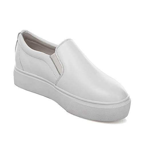 Sandales Aimint Blanc Err00198 Compensées Femme qW4pYvw54