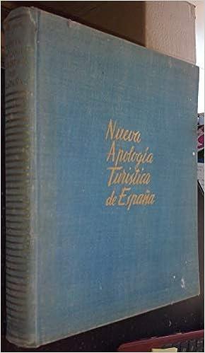 NUEVA APOLOGIA TURISTICA DE ESPAÑA.: Amazon.es: CALLEJA, Rafael: Libros