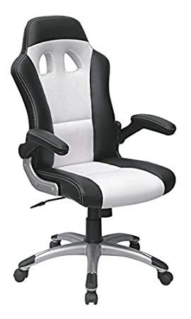 Office Pro Silla de Oficina Racing Tipo Gaming Modelo Gamy (Gris Claro): Amazon.es: Hogar