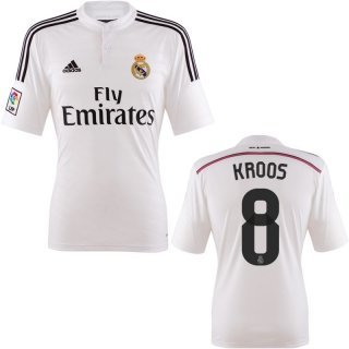 Real Madrid Kroos Trikot Home 2015, L L L 7301d8