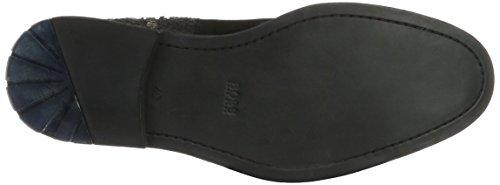BOSS Casual Herren Cultroot_zipb_ltsp 10198913 01 Klassische Stiefel Schwarz (Black)