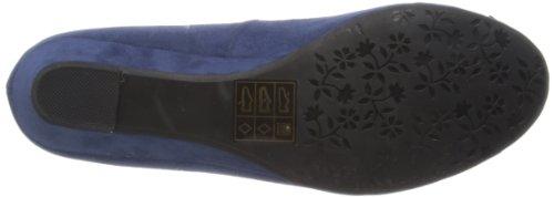 Lunar Flv558 - Sandalias de Vestir de otras pieles mujer azul - azul